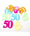 Mega confetti 50 jaar