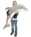 Mega dolfijn knuffel 104 cm