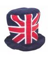 Mega hoge hoed engeland union jack