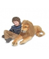 Mega leeuw knuffel 190 cm