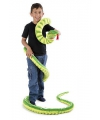 Mega slangen knuffel 4 meter