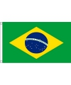 Mega vlag brazilie 150 x 240 cm