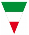 Mega vlaggenlijn italie 10 meter