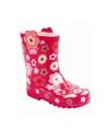 Meisjes laarzen met bloemetjes