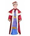 Melchior drie wijzen kostuum voor kids