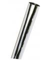 Metaalfolie zilver 50 x 80 cm