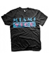 Miami vice t shirt heren