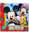 Mickey mouse servetten 20 stuks