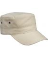 Militairy look rebel cap kaky