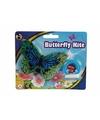 Mini groene vlinder vlieger 15cm