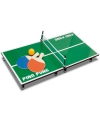 Mini tafel tennis spel