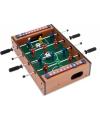 Mini tafel voetbal spel