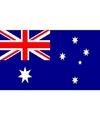 Mini vlag australie 60 x 90 cm