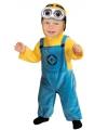 Minion dave kostuum voor babies