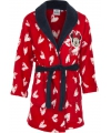 Minnie mouse badjas rood