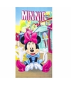 Minnie mouse badlaken 70 x 140 cm