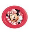 Minnie mouse bord 21 cm