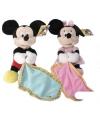 Minnie mouse knuffeldoek 25 cm