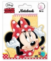 Minnie mouse notitieboek