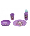 Minnie mouse ontbijtset 4 delig