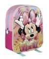Minnie mouse rugtasje 3d gekleurd voor kinderen