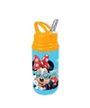 Minnie mouse schoolbeker blauw