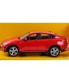 Modelauto bmw x6 rood