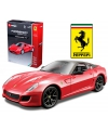 Modelauto ferrari 599 gto rood race play kit 1 32