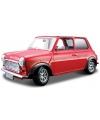 Modelauto mini cooper 1969 1 32