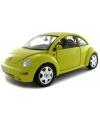 Modelauto volkswagen beetle