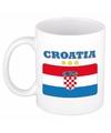 Mok beker kroatische vlag 300 ml