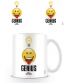 Mok genius smiley