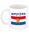 Mok holland vlag