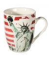 Mok new york vrijheidsbeeld