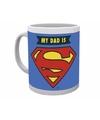 Mok superman dad 325 ml