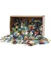 Mozaiek glas kleuren 8 20mm