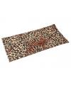 Multifunctionele morf sjaal luipaard print