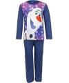 Navy frozen pyjama olaf