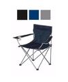 Navy opvouwbare campingstoel