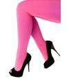 Neon roze panty 60 denier