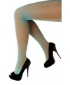 Netpanty turquoise voor dames