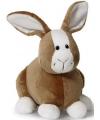 Nici pluche konijn bruin 16 cm
