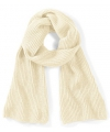 Off white sjaal beechfield