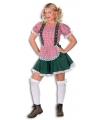 Oktoberfest tiroler jurk dames