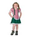 Oktoberfest tiroler jurkje voor kinderen
