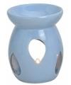 Oliebrander babyblauw 12 cm
