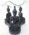 Oliebrander boeddha 12 cm