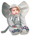 Olifanten pakje voor baby en peuter