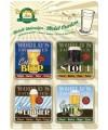 Onderzetters biertjes 4 stuks