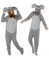 Onesie olifant voor volwassenen